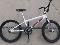 white and black BMX bike Salt Lake City, 84104
