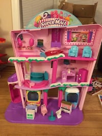 Shopkins Super Mall Manalapan, 07726