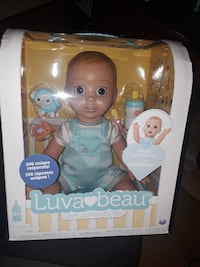 LuvaBeau Interactive Doll, new not use still in box Herndon