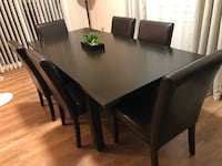Dining table and chairs set Ванкувер, 98662
