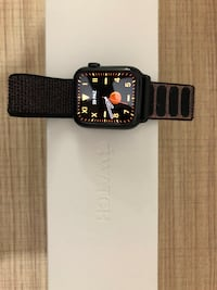 Apple Watch 4 44mm Uzay Grisi