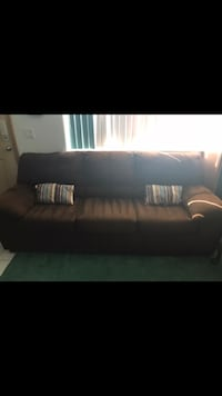 Brown Couch Victorville, 92395