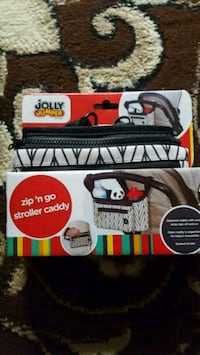 Jolly Jumper stroller caddy. In the original package  Toronto, M1E 3H5