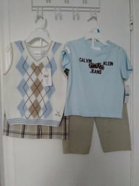 Brand new boys clothing Toronto, M6M 1P5