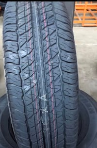 3 Like New tires p265/70/17