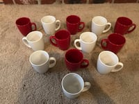 13 Assorted mugs Springfield, 22151