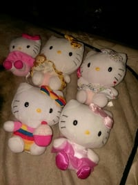 5 hello kitty s 10 or best offer Hagerstown, 21740