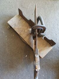 Antique Stanley 150 Mitre saw and box Langley, V1M 1E4