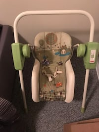 Baby swing works great need gone! $25