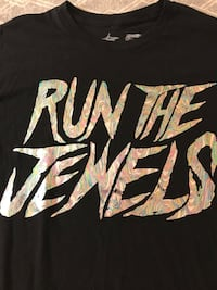 Run The Jewels Holographic Shirt Size Large Arvada, 80004