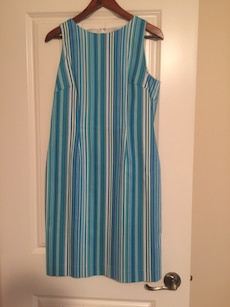 Fully lined Dress size 10