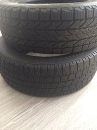 2 winter tires 185/60R15 Gatineau, J9A 3K5