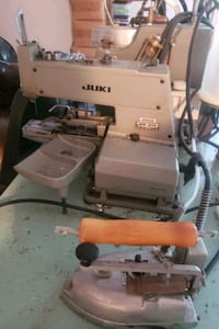 Juki tacking machine with table  North York, M2N