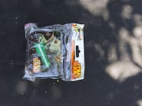 Brand NEW in package Star Wars tin.