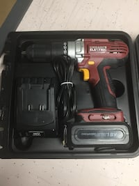 Chicago Electric cordless drill Oviedo, 32765