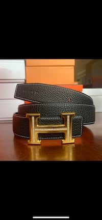 UA Hermes Gold Black Brlg