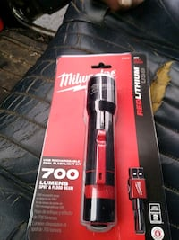 Milwaukee USB rechargeable flashlight Portland, 97202