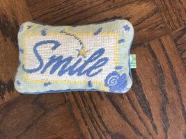 cozy Smile pillow