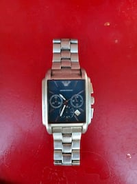 ARMANI mens watch Middle Valley, 37343