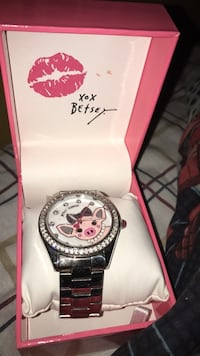 Betsey Johnson watch  New Orleans, 70116