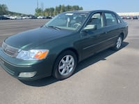 2001 Toyota Avalon Clinton