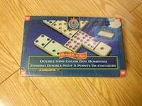 Dominoes classic game Toronto, M1S 0L7