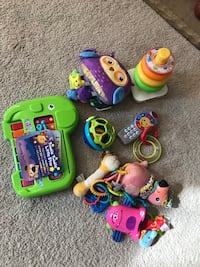 Lot of baby toys Vienna, 22182
