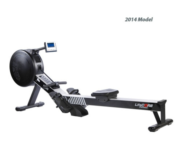 Rowing Machine For Sale >> Used Lifecore R100 Rowing Machine For Sale In Gilbert Letgo