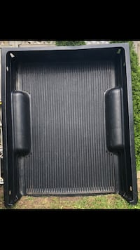 Small pick up truck bed liner