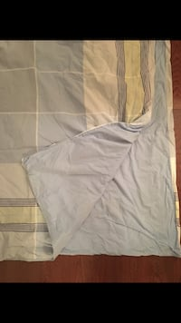 Nautical Duvet Cover - queen size brand new Toronto, M9P 1P7