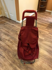 Rolling Shopping Tote Olney, 20832