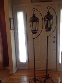Candle Lanterns- 6' Excellent Condition Bealeton, 22712