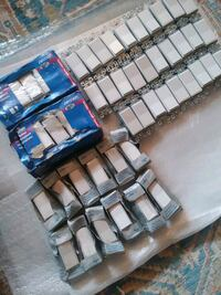 60 brand new light switches most of them still in original box