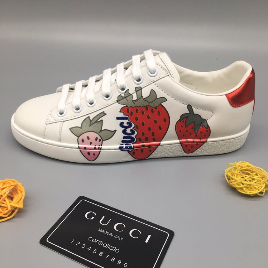 BY ORDER ONLY : Out of Season Gucci Ace Sneakers 28268f6c-bb12-40f2-ad80-fe42959549dd