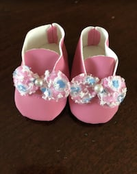 """18"""" Doll shoes North Highlands, 95660"""