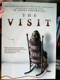 The Visit(dvd) Newville, 17241