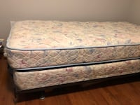 Twin bed - $50 Sterling