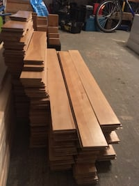 Maple hardwood flooring  Cambridge, N3C 3W4