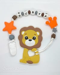 Baby teether soothe pacifierclip clothes kid boy girl Richmond, V6Y 1P3