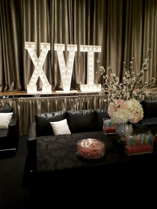 MARQUEE Letters & Numbers 4ft tall$50 ea. rental  dbf6d56c-149d-4d00-a90e-f9b14c8f2f69