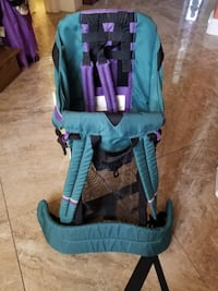 Kelty Kids Town Hiking Backpack Child Carrier Green Purple Style No. 21959040 Sarasota