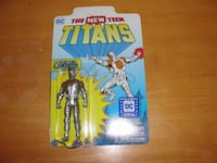 DC Teen Titans Cyborg action figure Whitby