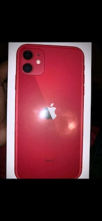2 iPhone 11 red 64gb. $500 price flexible. ships from new Brunswick  Kitchener