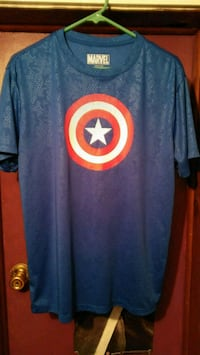 Captain America tee Oklahoma City, 73102