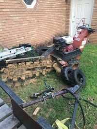 Ditchwitch 1030 new carb and teeth . Runs great . Also new tires to go with it Flowood, 39047
