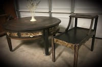 Wood coffee table and etc beautifully finished West Monroe, 71292