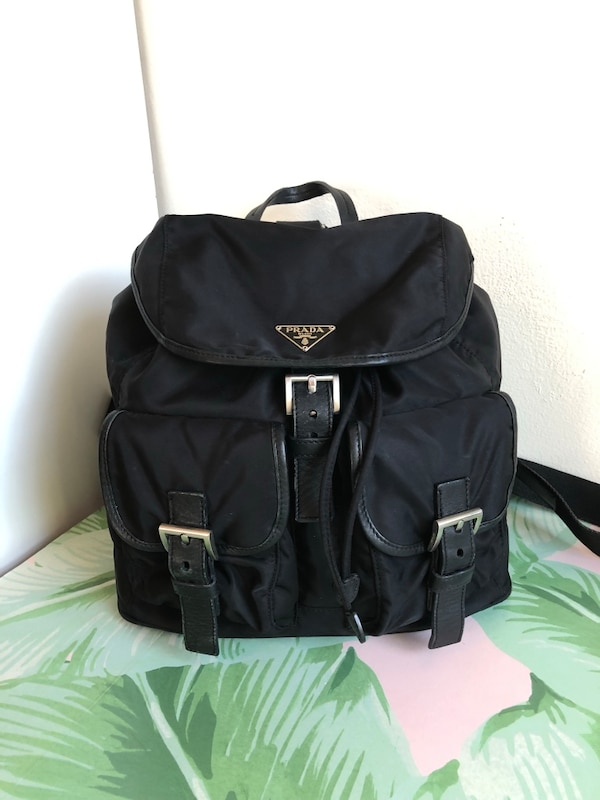cded52693ed2 Used Authentic Prada Backpack for sale in New York - letgo