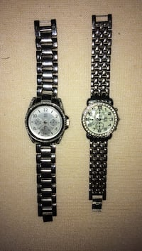Two fashion watches. NY&C (New York & Company) Newburgh town, 12550