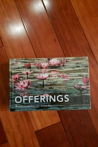 """NEW book in wrap - """"Offerings - Buddhist Wisdom"""" Toms River, 08753"""