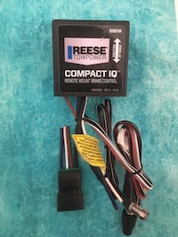 Reese Towpower Proportional Brake Control.